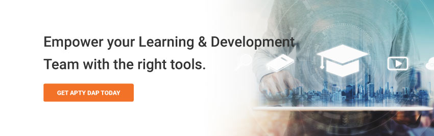 Empower your Learning & Development Team with the right tools