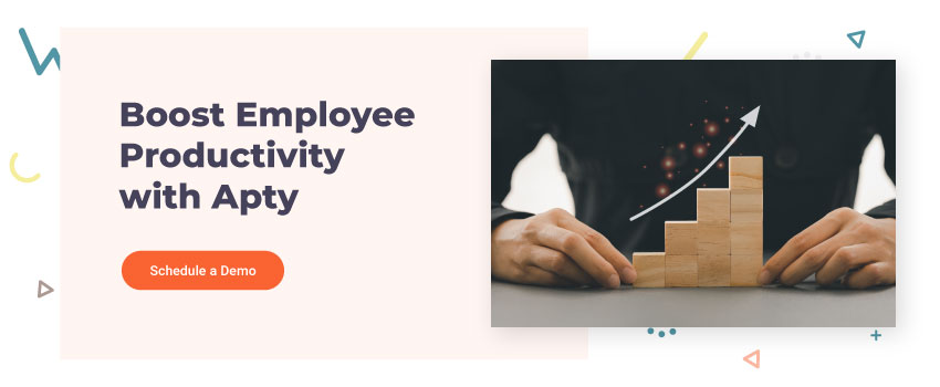 Boost Employee Productivity with Apty