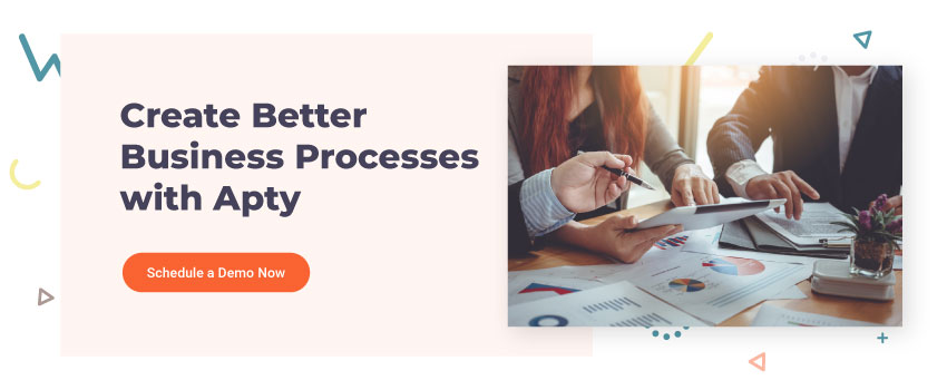 Create Business Process with Apty