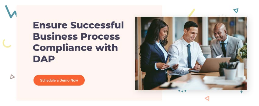 Ensure business process complaince with Apty