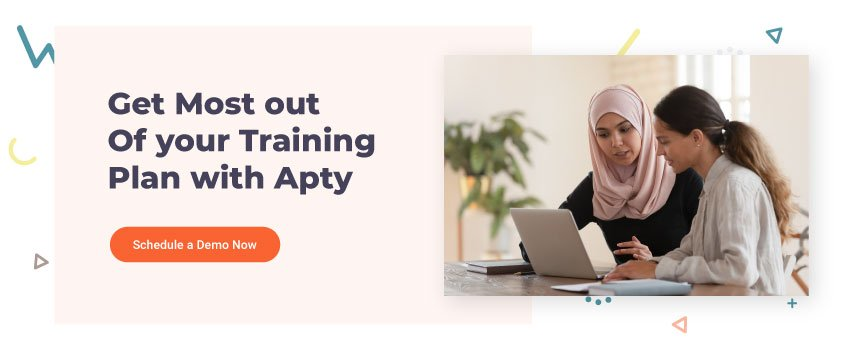 Get most of your training plan with Apty