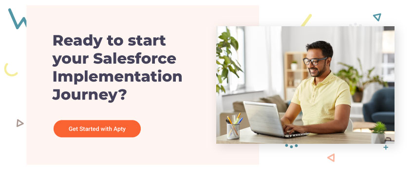 Ready to start your Salesforce implementation journey