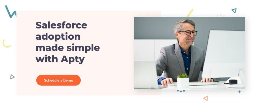 Salesforce Adoption made simple with Apty