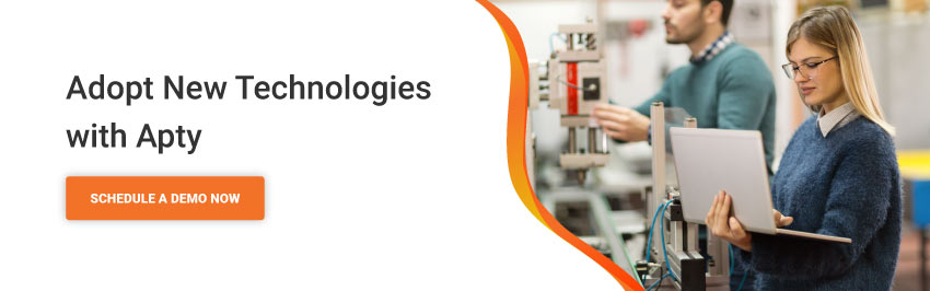 Adopt New Technologies with Apty
