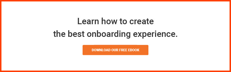Learn how to create the best onboarding experience.