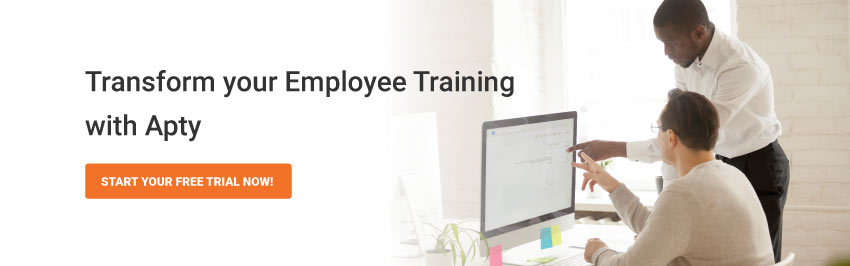 Transform your Employee Training with Apty