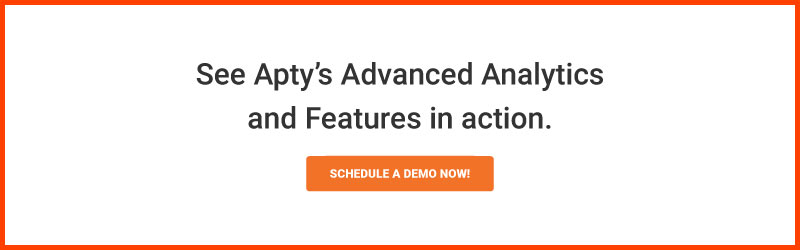rSee Apty's advanced analytics and features in action. Schedule a demo today. 3r