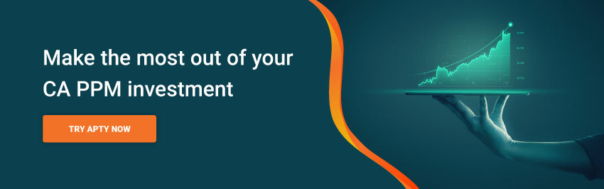 Make the most out of your CA PPM investment
