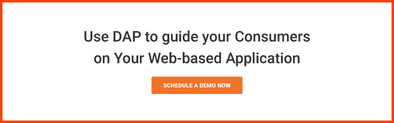 Use DAP to guide your Consumers on Your Web-based Application