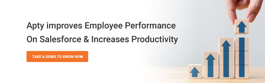 Apty improves Employee Performance On Salesforce & Increases Productivity