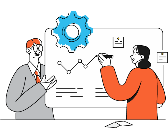 Improve business processes and outcomes